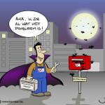 Bpost - Halloween